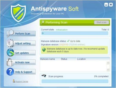 Antispyware Soft