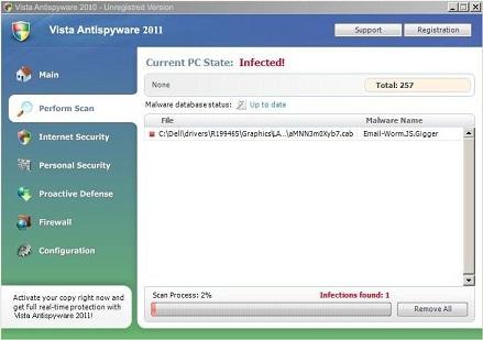 Vista Antispyware 2018