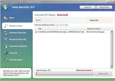 Vista Security 2017
